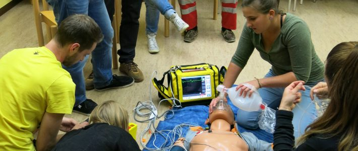 Workshop: ACLS Training